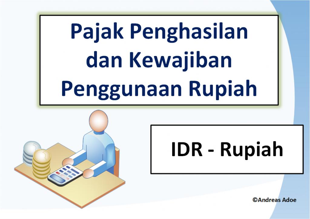 Diagram - USD - IDR - Kewajiban Rupiah - Main Topic